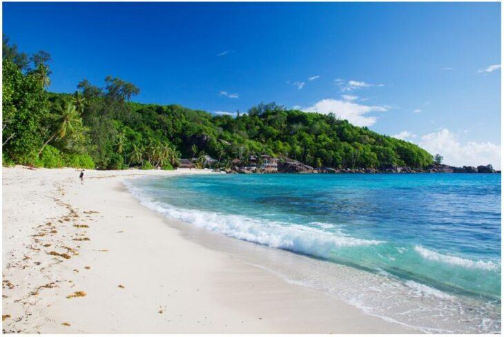 Anse Takamaka, Mahé, Seychelles
