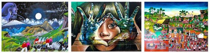 Ecuador Arts
