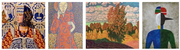 Russian Arts from 1957 to 1991