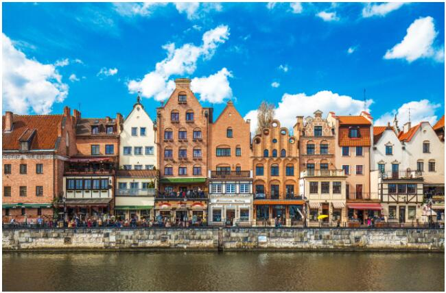 THE BEST OF GDANSK