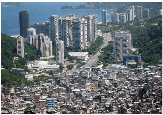 The Urban Space in Brazil